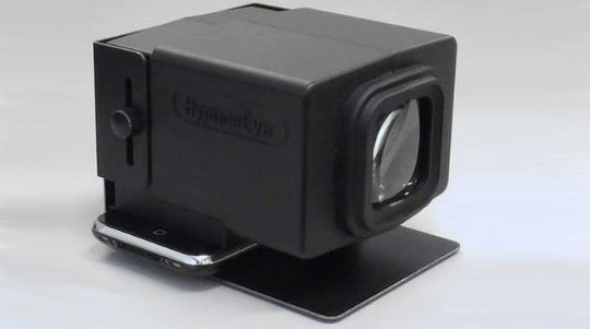HypnosEye Projector and Screen Set