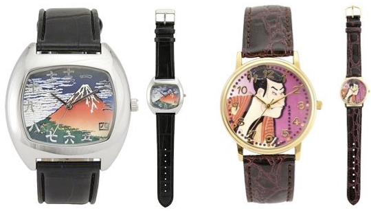 Japan trend shop assorted japanese style watches for Watches japan