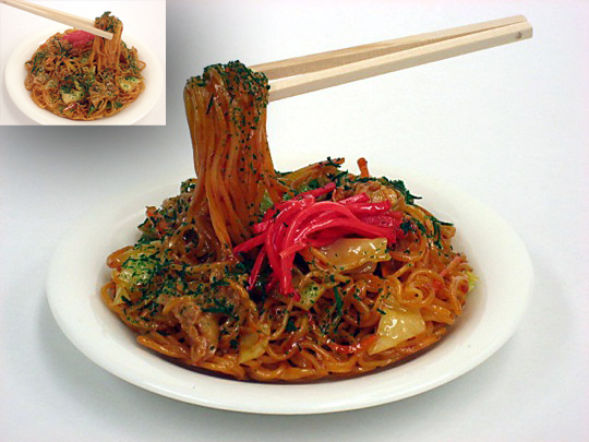 Miniature Yakisoba Noodles