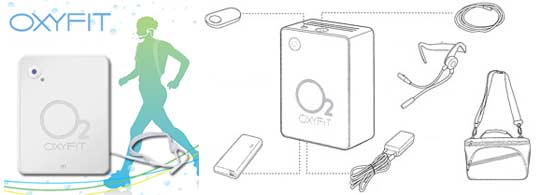 Oxyfit Mobile Oxygen Supply