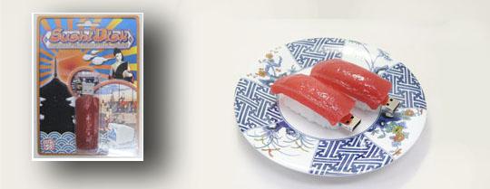 Sushi USB 1GB Memory Stick