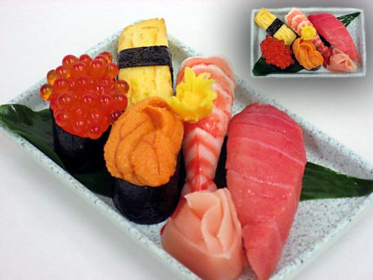 Replica Sushi Plate