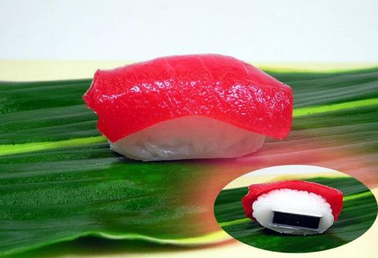 Mini Tuna Sushi Magnet