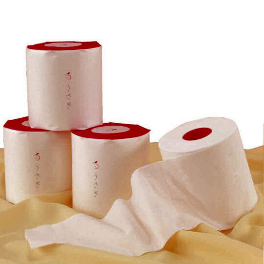 Usagi Luxury Toilet Paper Gift Set (Pack of 8 Rolls)