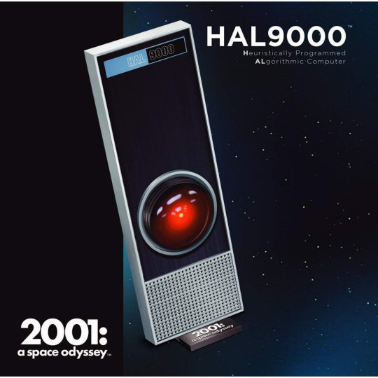 HAL 9000 Interface 1:1 Scale Model