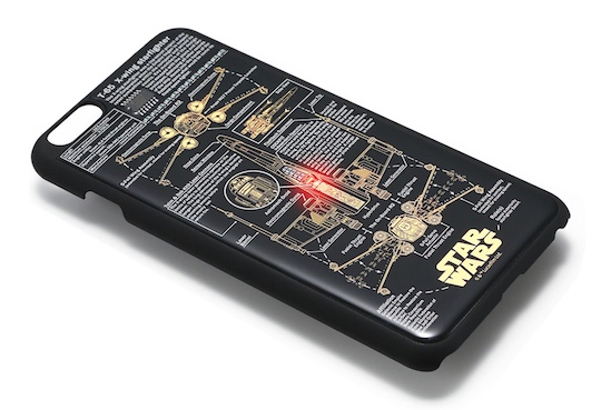 Denshi Gihan Moeco Star Wars Circuit Board iPhone 6 Case