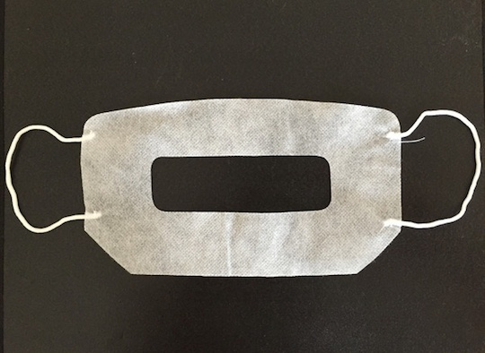disposable vr mask