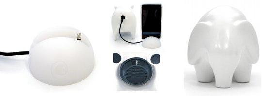 Ceramica Elephant Speaker Japan Trend Shop