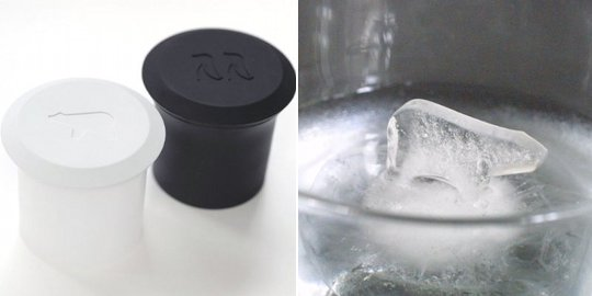 Polar Ice Ice-Cube Mold