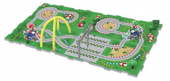 japan trend shop mario kart 7 puzzle circuit. Black Bedroom Furniture Sets. Home Design Ideas