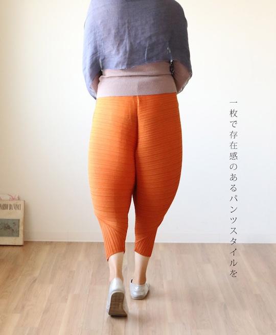 Chicken Legs Designer Wavy Pants