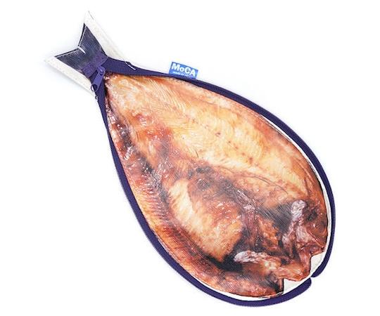 Hokke Mackerel Federmäppchen Gespaltener Fisch