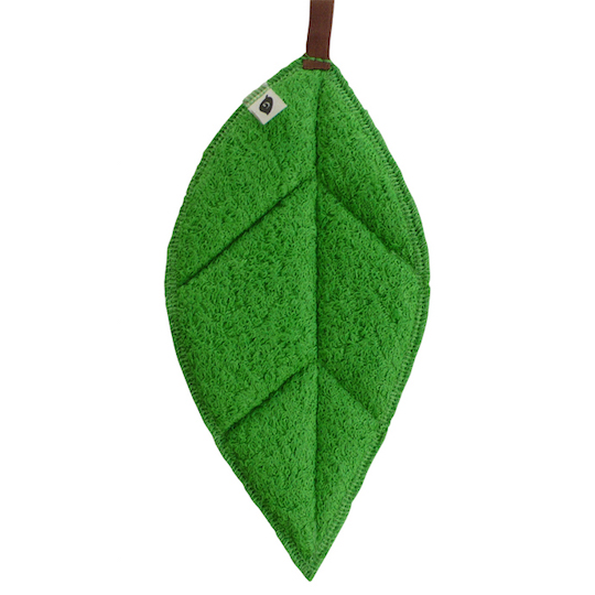 Corecara Green Leaf Cleaning Cloth