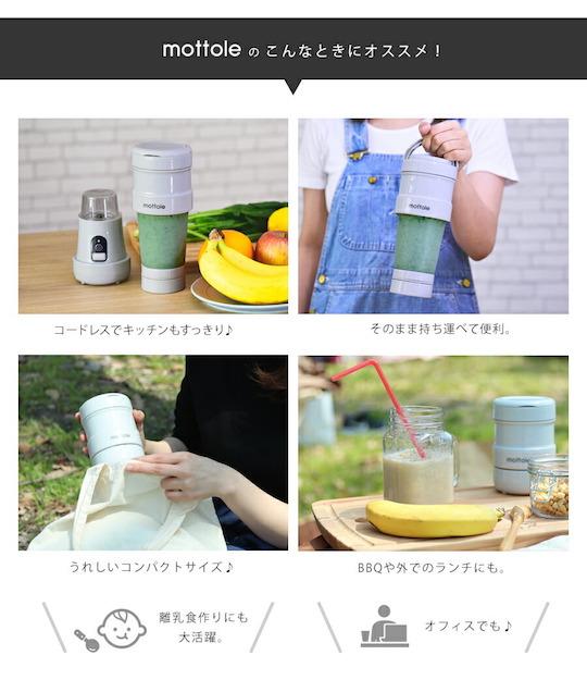Mottole Mixer-Blender MTL-K002