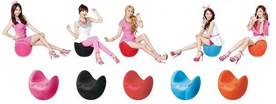 Cuvilady Balance Chair