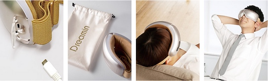 Dreamin Eye Massager