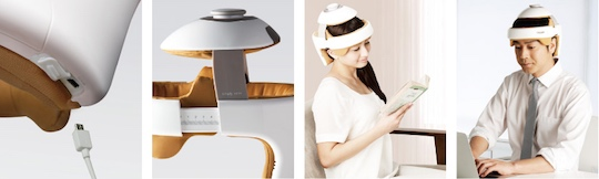 Dreamin Head Massage Therapy Unit