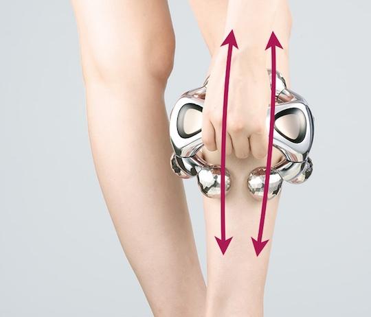 ReFa Body Extreme Massage Platinum Electronic Roller