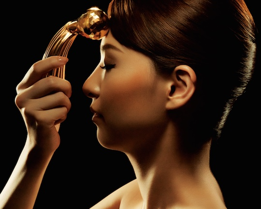 ReFa Premium 24-Carat Gold-Coated Beauty Massager