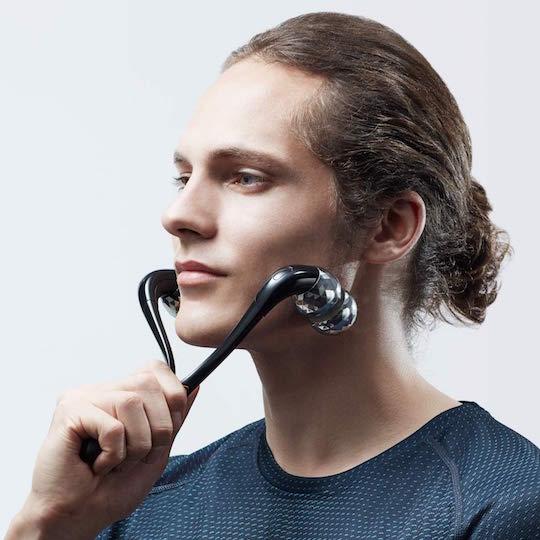 SixPad Facial Roller