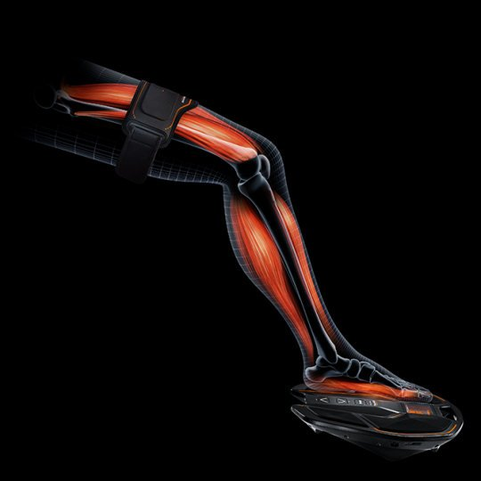 SixPad Foot Fit Plus Training Gear