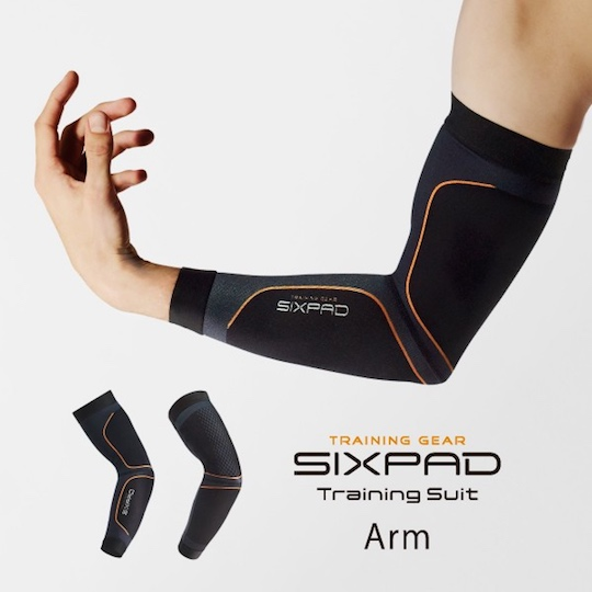 SixPad Training Suit Arm Pads