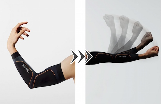 SixPad Training Suit Arm Pads