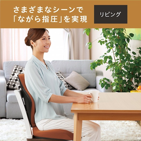 Style Shiatsu Back Support Chair