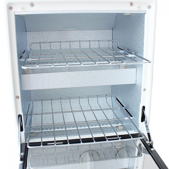MUJI Toaster Oven Vertical Type MJ-OTL10A
