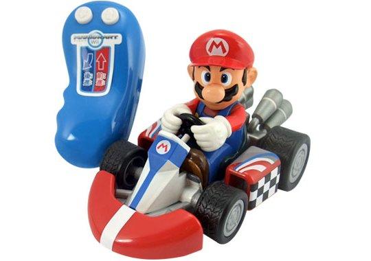 Mario Kart Wii Remote Control Car