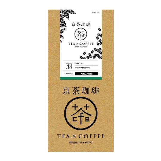 Nagi Kyoto Organic Teacoffee Blend