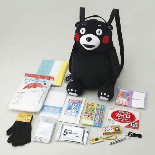 Kumamon Emergency Backpack