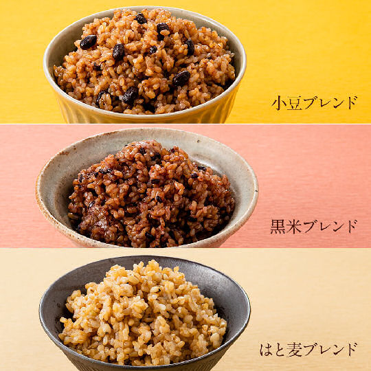 Yuwaeru Brown Rice Mix (12 Pack)