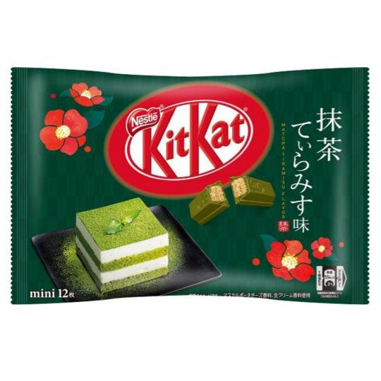 Kit Kat Mini Matcha Tiramisu (Pack of 12)