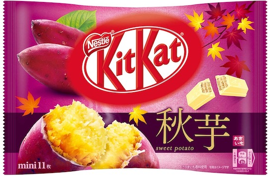 Kit Kat Mini Japanese Sweet Potato (11 Pack)