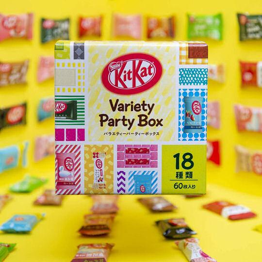 Kit Kat Mini Variety Party Box Mega-Pack