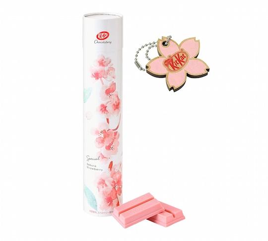 Kit Kat Chocolatory Sakura Cherry Blossom Strawberry Special Set