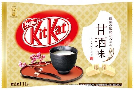 Kit Kat Mini Japanese Amazake Flavor (Pack of 11)
