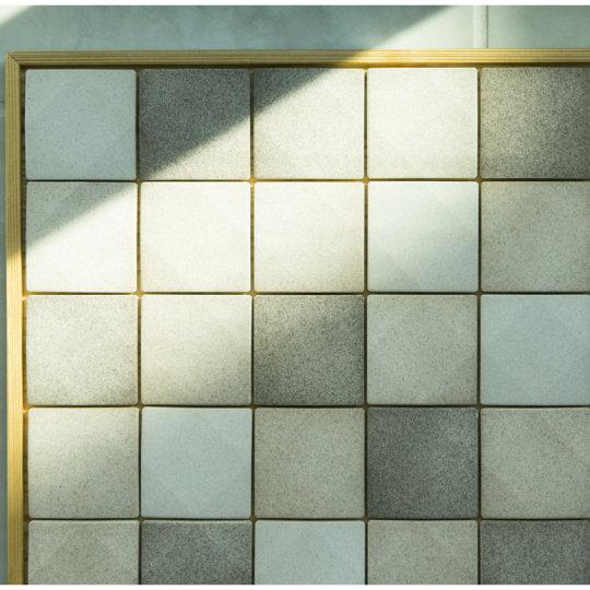 Egg Tile Mat