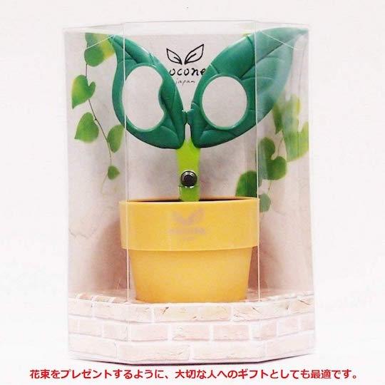 Nikken Cutlery Decorative Flower Design Scissors Cocone