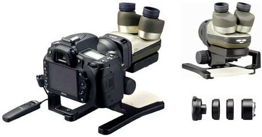 Nikon Fabre Photo EX Camera Microscope