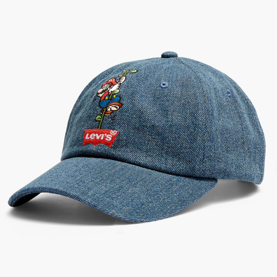 Levi's X Super Mario Snapback Hat