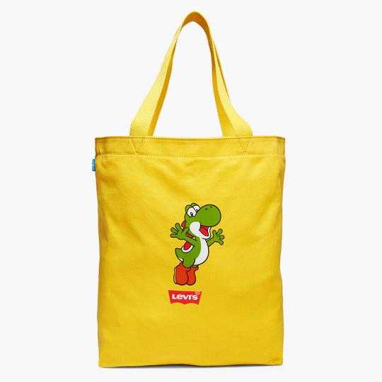Levi's X Super Mario Yoshi Tote Bag