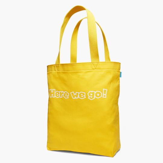Levis X Super Mario Yoshi Tote Bag