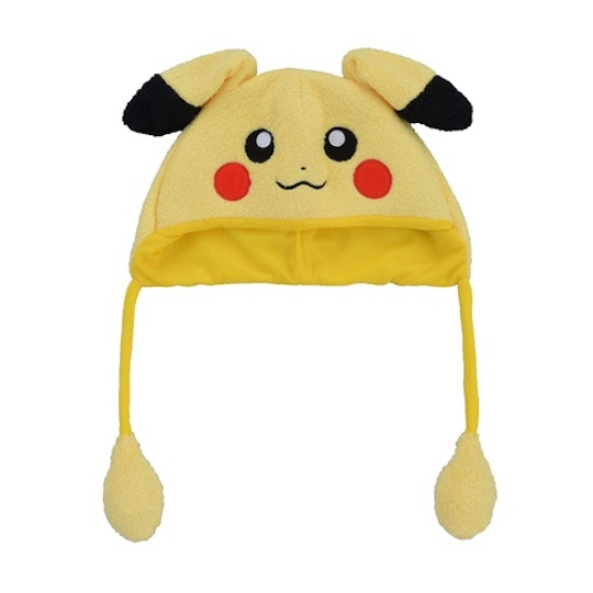 Pikachu Beanie with Ears