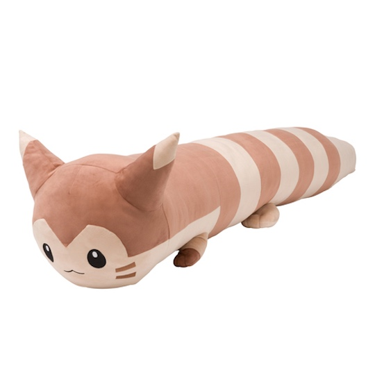 Life-sized Pokemon Furret Plush Toy