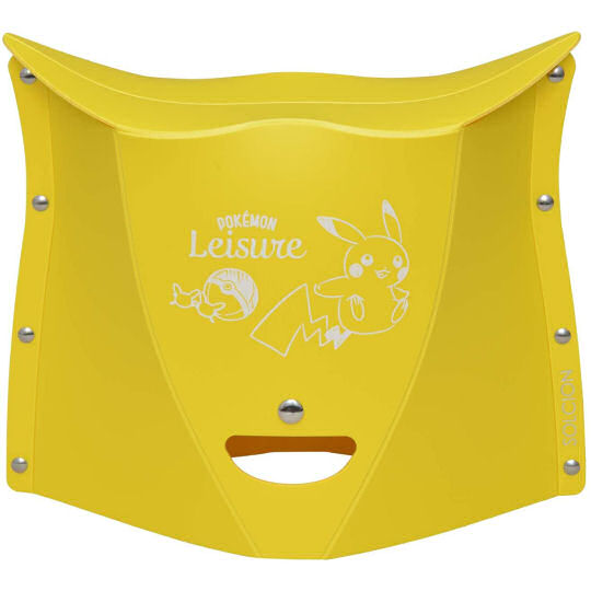 PATATTO250 Pokemon Leisure Folding Pikachu Chair