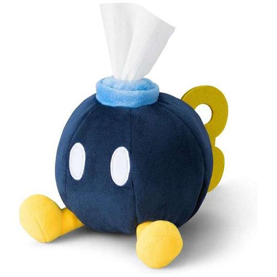 Super Mario Bob-omb Tissue Holder