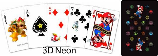 Super Mario Spielkarten