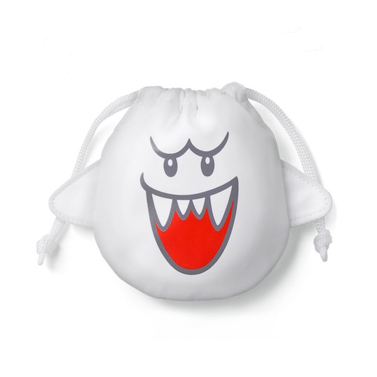 Super Mario Boo Travel Eye Mask